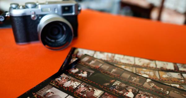 怎樣保存舊相片