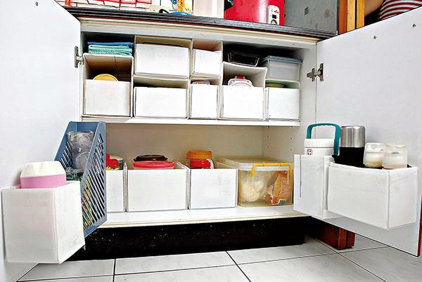 增值廚櫃空間