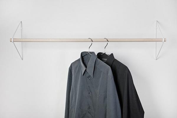 終極簡約 掛牆衣架