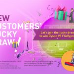 "Hongkong Storage X Yes-Storage ""New Customers' Welcome Lucky Draw"" – Result Announcement"