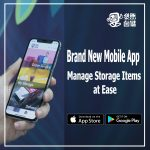 Yes-Storage Brand New App - Manage Storage Items at Ease